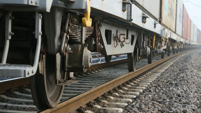 Çine giden ihracat treni tarihi ticaret yollarını yeniden canlandıracak