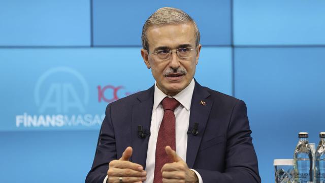 Savunma Sanayii Başkanı Demir: Güvenlik güçlerimiz yaptırımdan etkilenmeyecek