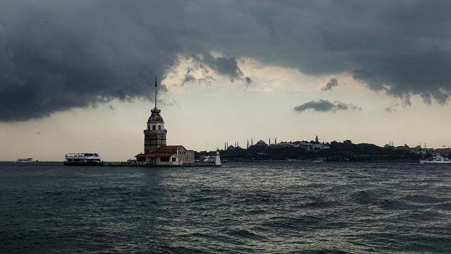 İstanbulda kuvvetli yağış bekleniyor