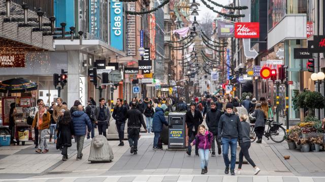 Mutasyona uğrayan virüs İsveçte de görüldü