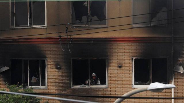 Japonyada yangın: 4 çocuk hayatını kaybetti