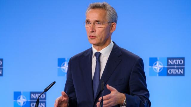 Stoltenberg: NATO Zirvesinin gündemleri arasında Çin de olacak