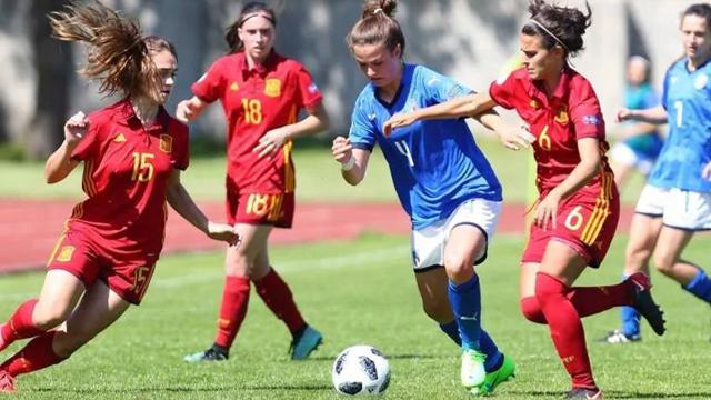 17 yaş altı kadınlar ve erkekler futbol şampiyonaları iptal edildi