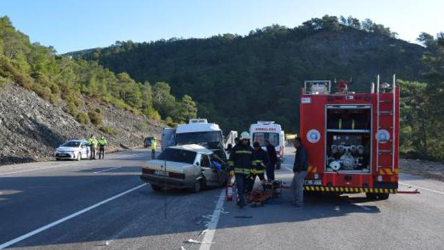 2 gün önce baba olan kişi trafik kazasında hayatını kaybetti