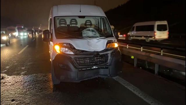 Sultanbeylide trafik kazası: 1 ölü