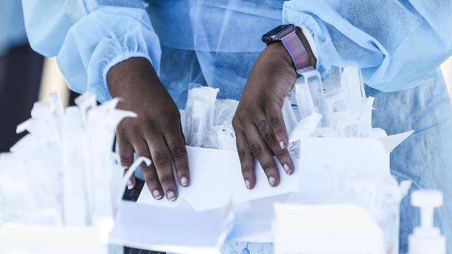 ABDde reçetesiz koronavirüs ev test kitine onay