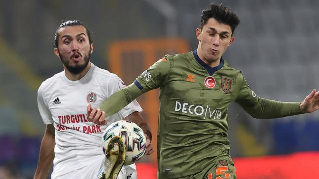 Başakşehirin kupada rakibi Turgutluspor