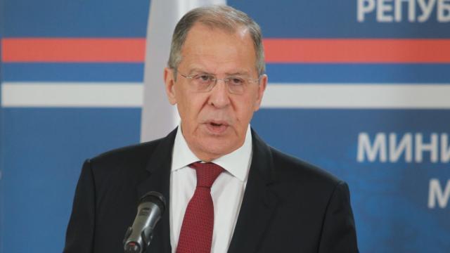 Lavrov: Batılı meslektaşlar, gayrimeşru araçları kullanıyor