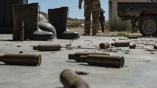 Libya'da, paralı yabancı askerlerin ülkeden çıkarılması için çağrı yapıldı