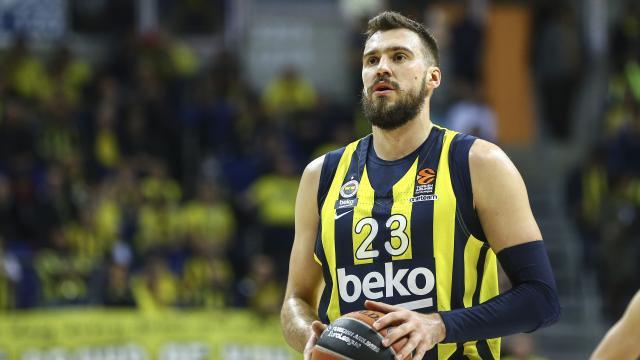 Fenerbahçe Beko, Gudurici kadrosuna kattı
