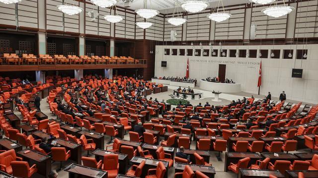 Muhalefetin grup önerileri Genel Kurulda kabul edilmedi