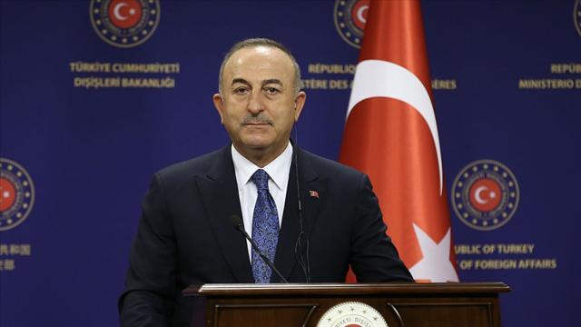 Bakan Çavuşoğlu: Iraktan tüm terör örgütlerinin temizlenmesini arzu ediyoruz