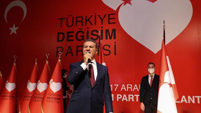 Mustafa Sarıgül, yeni partisini tanıttı