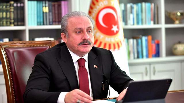 Meclis Başkanı Şentop, Kazakistanın bağımsızlık gününü kutladı