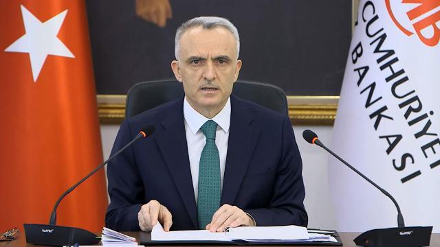 TCMB Başkanı Ağbaldan TÜSİADa ziyaret