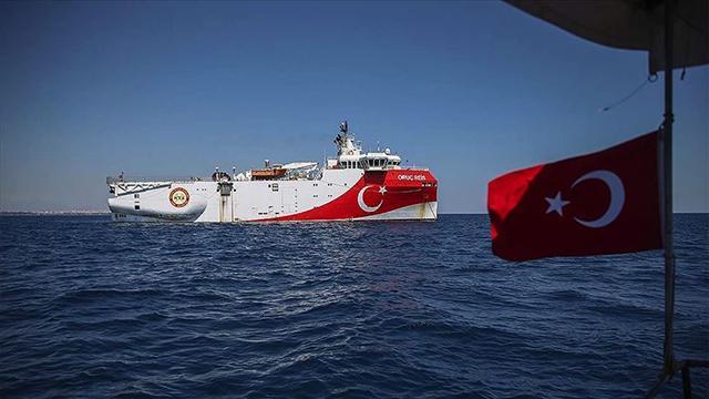 Türkiyeden yeni Navtex