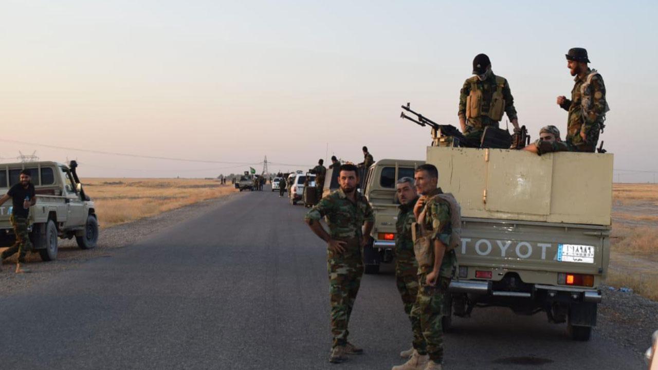 Irak'ta terör örgütü PKK'dan Peşmerge güçlerine saldırı