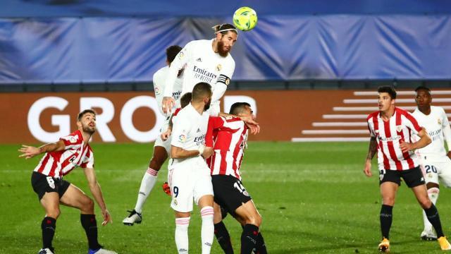 Real Madrid sahasında Athletic Bilbaoyu 3-1 yendi