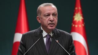 Cumhurbaşkanı Erdoğan soykırım kurbanlarını andı