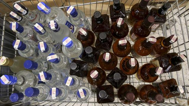 Yılbaşı öncesi sahte içki operasyonları: 43 gözaltı
