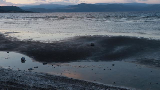 Kuraklık Salda Gölünü de vurdu