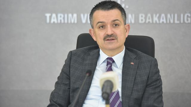Bakan Pakdemirli: Dünyadaki tıbbi bitkilerin yaklaşık yüzde 6sı Türkiyede