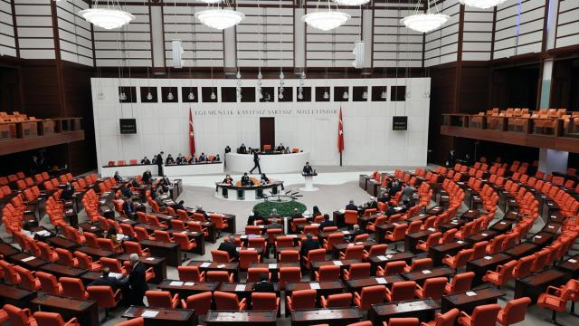 Terörizmin finansmanını önleyecek düzenleme Mecliste