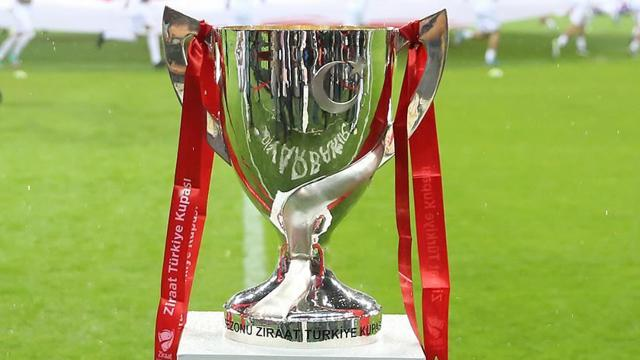 Türkiye Kupasında çeyrek ve yarı final eşleşmeleri belli olacak