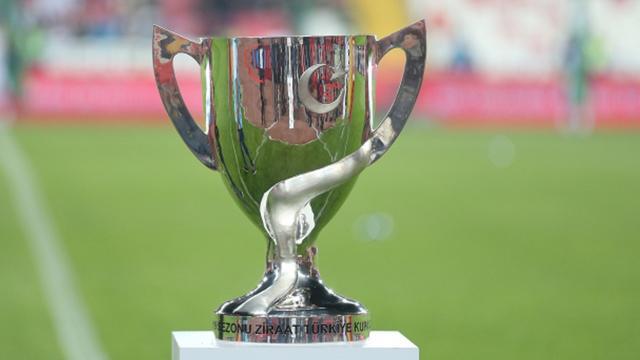 Ziraat Türkiye Kupasında son 16 tur kuraları çekildi