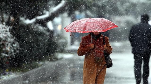 Havanın etkisine girecek hava sıcaklığı ise yarın yurt