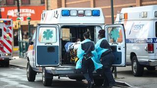 ABD'de korkutan koronavirüs tahmini: 3 haftada 92 bin Amerikalı ölebilir