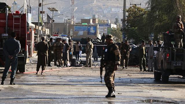 Kabilde milletvekilinin konvoyuna bombalı saldırı: 8 ölü