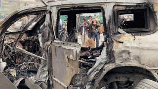Afganistan'da saldırı: 6 korucu hayatını kaybetti