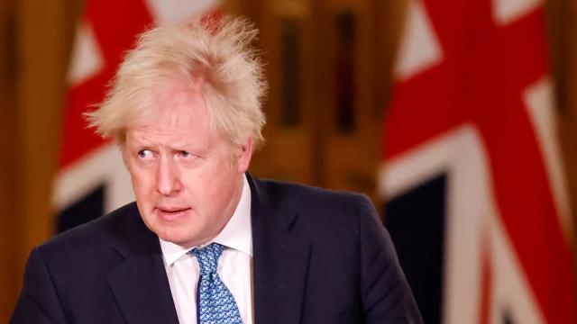 İngiltere Başbakanı Boris Johnson PKKyı kınadı