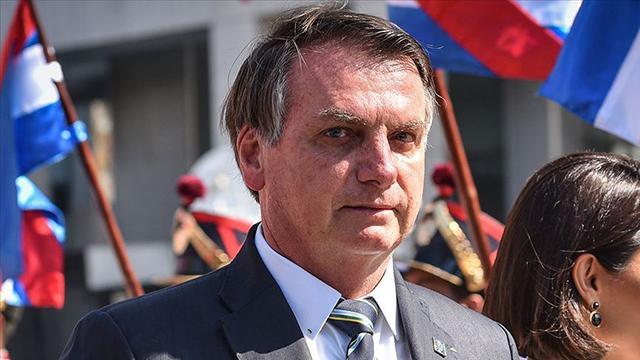 Brezilya Devlet Başkanı Bolsonaro, COVID-19 aşılarına güvenmiyor