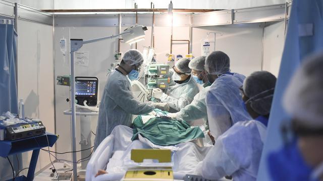 Brezilyada en yüksek günlük ölüm sayısı görüldü