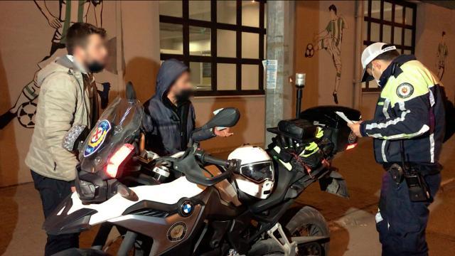 Bursada ehliyetsiz ve kimliksiz sürücü kısıtlama denetimine takıldı