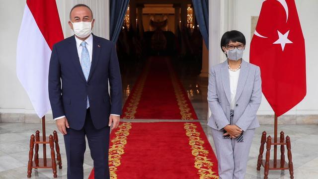 Türkiye ile Endonezya işbirliklerini daha da artırıyor