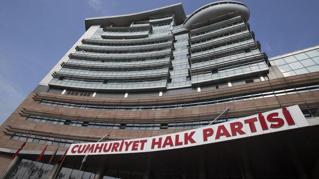 CHPde taciz iddiası kararı