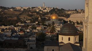 """Filistin'den İsrail'in """"Şehir Merkezi"""" projesine tepki"""