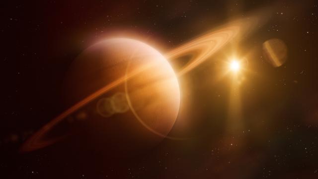 Satürn ve Jüpiter 800 yıl sonra ilk kez birbirine bu kadar yaklaşacak