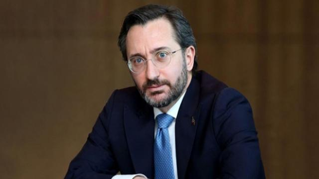 İletişim Başkanı Altun: Ermenistandaki gelişmelerden endişe duyuyoruz