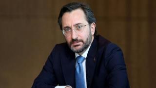 Fahrettin Altun: Milli platformlara yönelimin artması olumlu bir gelişme