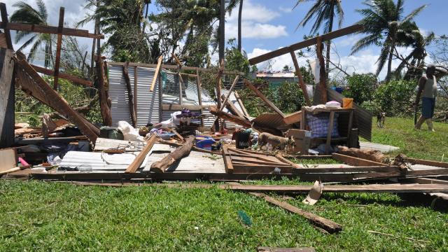 Fijiyi Yasa kasırgası vurdu: Ölü sayısı artıyor