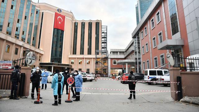 Gaziantepte özel bir hastanede patlama: 10 kişi hayatını kaybetti