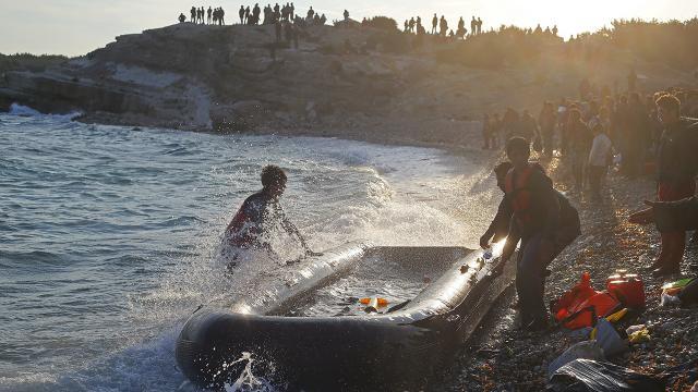 BM: 2020de göç yollarında 3 bin 174 düzensiz göçmen öldü