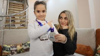 Türk sporunun örnek annesi Göksu Üçtaş Şanlı