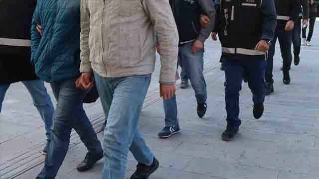 Erzincanda tarihi eser kaçakçılığı: 9 gözaltı