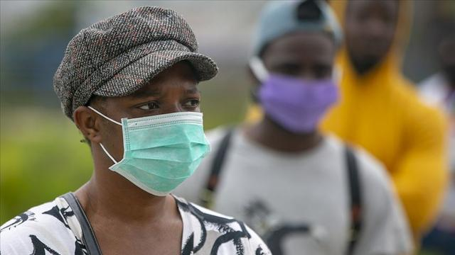 Güney Afrika Cumhuriyetinde vaka sayısı 940 bini geçti
