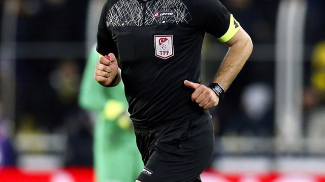 Akhisar - Eskişehirspor maçının hakemi belli oldu